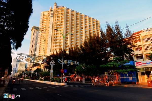 Vịnh Nha Trang từng được quốc tế bình chọn vào top 29 vịnh đẹp nhất thế giới.