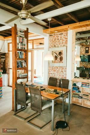 Bạn có thể ngồi làm việc, đọc sách, hoặc chọn nằm ở bất kỳ nơi nào mà bạn muốn.