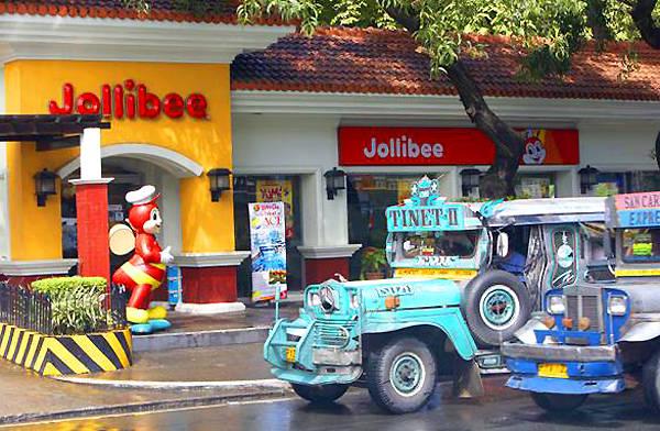 Những chiếc xe Jeep sặc sỡ tại Manila.