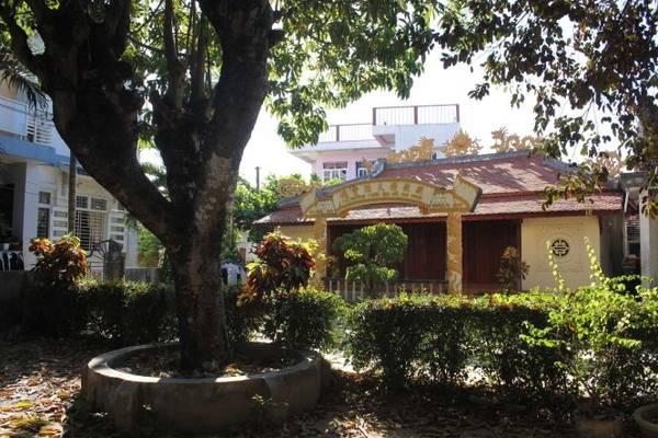 Vườn xưa - nơi thi sĩ Tế Hanh cất tiếng khóc chào đời