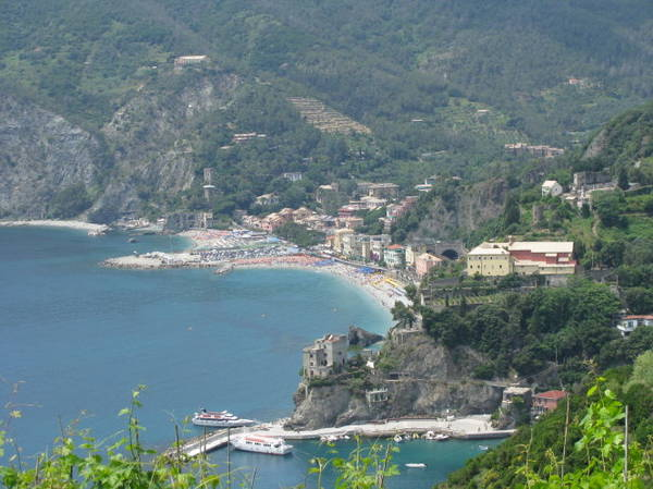 Toàn cảnh làng Monterosso - Ảnh: wordpress