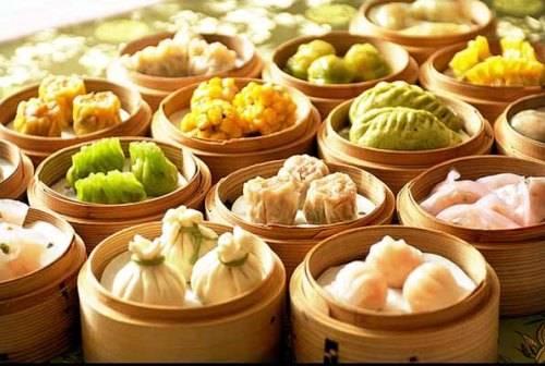 Dim sum là đặc sản nổi tiếng của Hong Kong. Ảnh: thebestsingapore.