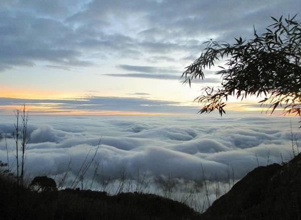 Description: Chiêm ngưỡng khung cảnh thần tiên lúc bình minh trên mây ở độ cao hơn 2.800 m là một trải nghiệm thực sự ấn tượng với những ai yêu thích thiên nhiên.
