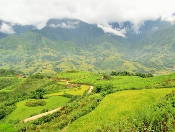 Khoảng thời gian từ tháng 9 đến tháng 3 là thời gian lý tưởng nhất để tham quan các bản làng Sa Pa.