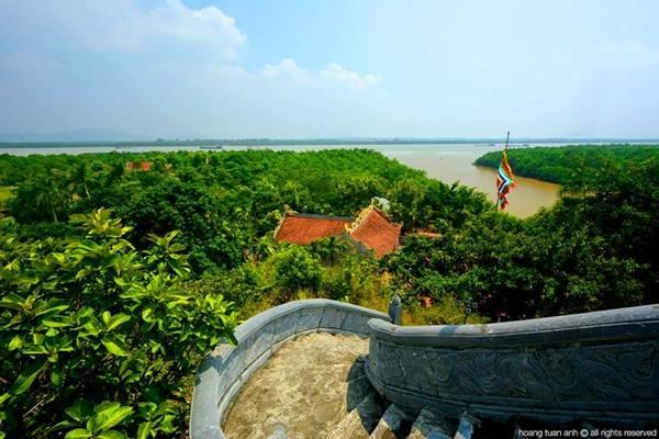 Tràng Kênh là điểm du lịch mới nổi cho người mê khám phá thành phố Hải Phòng. Ảnh: Tuan Anh Hoang.