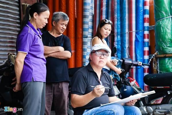 Trong chương trình lần này tổ chức tại Việt Nam có sự tham gia của 20 thành viên Việt Nam cùng ký họa sư các nước Trung Quốc, Malaysia, Philippines. Ông KC Lee là kiến trúc sư người Malaysia, từng tham gia ký họa ở nhiều nước trên thế giới. Đây là lần thứ 2 ông đến Việt Nam và tham gia hoạt động này. Còn ông Romy Wu - họa sĩ màu nước từ Hong Kong (Trung Quốc) - đến tham gia sáng tác tại Sài Gòn lần đầu.