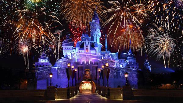 Thế giới thần tiên ở Disneyland Hong Kong. Ảnh: jØegan/flickr.com
