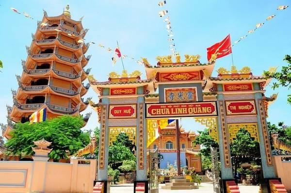 Ngôi chùa cổ xưa nhất của tỉnh Bình Thuận - Ảnh: Ngọc Viên Nguyễn