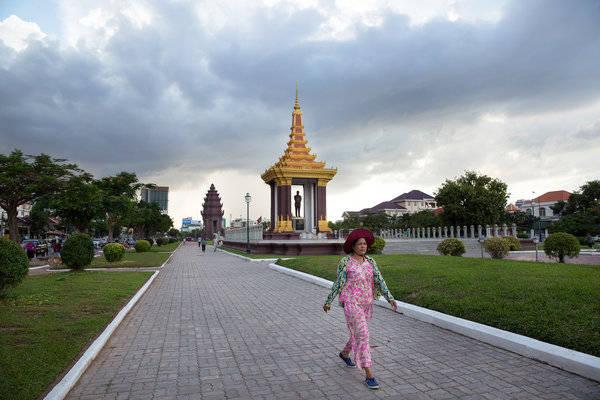 Du lịch Phnom Penh có rất nhiều điều thú vị đợi bạn khám phá! Ảnh: James Wasserman/Nytimes