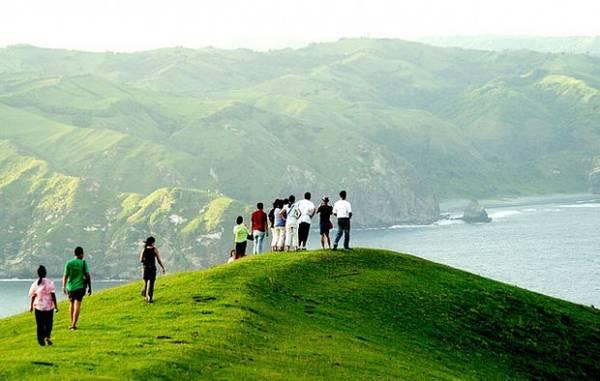 Thiên nhiên thơ mộng ở Batan. Ảnh: Roger alcantara