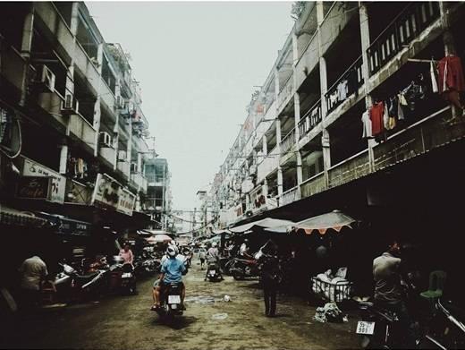 Trên tất cả, chung cư Sài Gòn là một phần linh hồn của thành phố, và cũng là của người Sài Gòn. (Nguồn IG @tranminhhuy17)