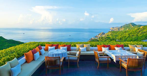 Amanoi Resort với không gian thoáng đãng, bình yên. Ảnh: internationaltravellermag.com