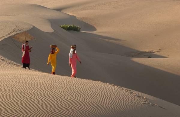 Đồi cát Nam Cương. Ảnh: geolocation.ws