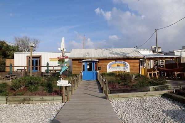 Bảo tàng hàng hải, một trong những điểm tham quan ở thị trấn Apalachicola - Ảnh: sweetsoutherndays