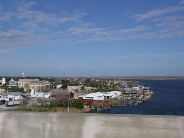 Thị trấn Apalachiola - Ảnh: mygola
