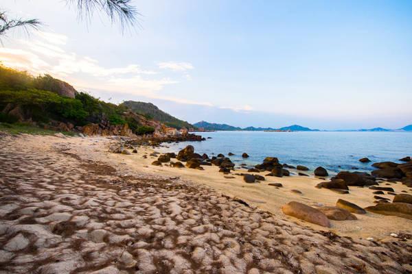 Description:    Khung cảnh hoang đảo Robinson thích hợp với những cặp tình nhân hoặc nhóm bạn cắm trại.