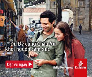 Bay cùng Emirates