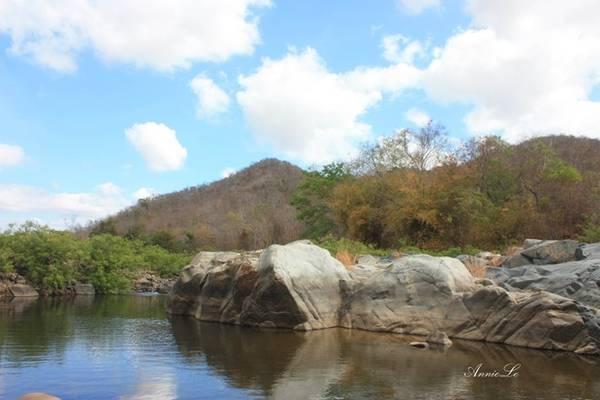 Phan Dũng có khí hậu trong lành, cảnh sắc thanh bình.