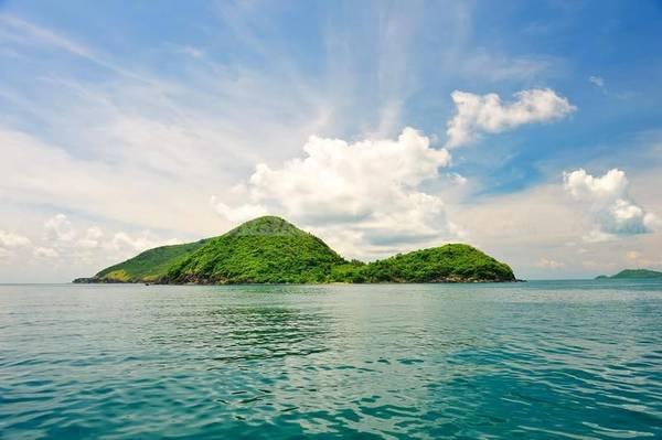 Quần đảo Bà Lụa hoang sơ, có sức quyến rũ đặc biệt đối với du khách. Ảnh: kay.vn