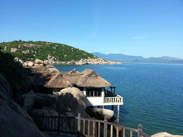 Bungalow ở Yến Resort