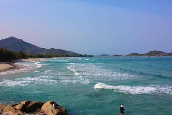 Khám phá biển Bình Tiên – 'viên ngọc' ẩn giấu của du lịch Ninh Thuận