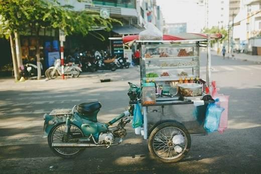 Nét đẹp Biên Hòa còn là sự tảo tần mưu sinh... (Ảnh: Võ Hà Thảo)