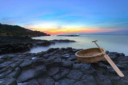 Năm 1998, ghềnh Đá Dĩa được công nhận là danh lam thắng cảnh thiên nhiên cấp quốc gia. (Ảnh: Internet)