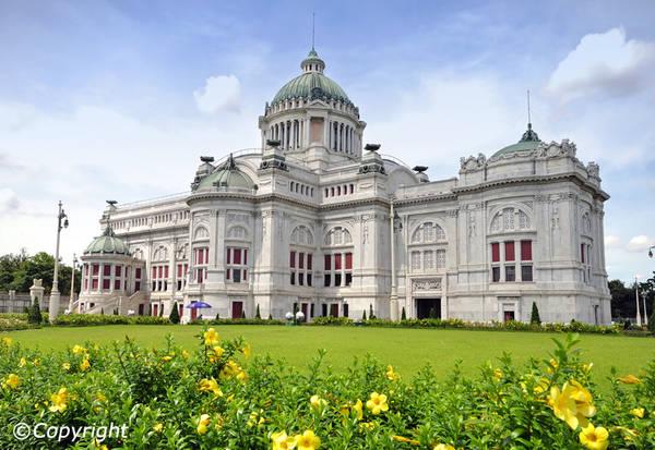 Bảo tàng quốc gia được xây dựng từ năm 1782 và là niềm tự hào của người dân Thái. Ảnh: bangkok.com