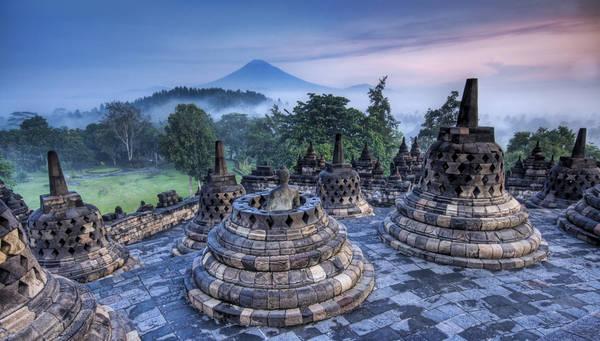 Nền văn hóa đa dạng của Indonesia có sức hút mãnh liệt đối với du khách từ khắp nơi trên thế giới. Ảnh:stuckincustoms.com