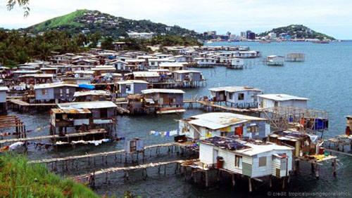 Port Moresby là thành phố có nhiều ngôn ngữ nhất Papua New Guinea