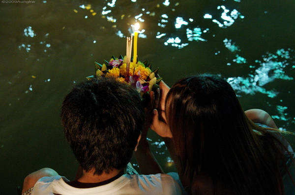 Tháng 11 đến Thái Lan để hòa mình vào lễ hội hoa đăng ấn tượng