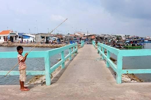 Là xã đảo duy nhất ở TP.HCM, từ một vùng đất nghèo khó, Thạnh An đang từng ngày chuyển mình phát triển (Ảnh: Internet)