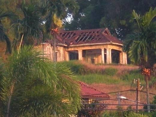 Biệt thự Nabila trong ánh hoàng hôn. (Nguồn: Internet)