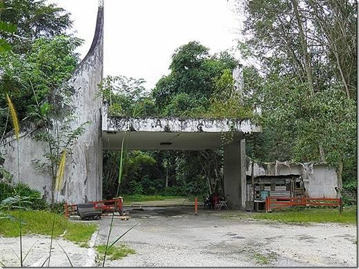 Mimaland chính thức đóng cửa vào năm 1994 cho đến ngày nay, nó hoàn toàn bị bỏ hoang và chỉ còn là một đống đổ nát. (Nguồn: Internet)