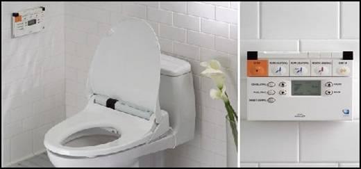 """Hệ thống nhà vệ sinh thông minh không chỉ được lắp đặt ở những nơi công cộng """"sang chảnh"""" đâu. (Ảnh Internet)"""