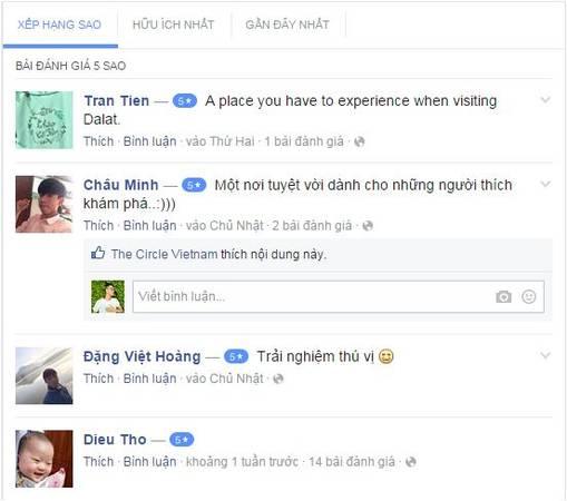 Dù mới bắt đầu hoạt động, nhưng The Circle Vietnam đã nhận được nhiều phản hồi tích cực từ các bạn trẻ.