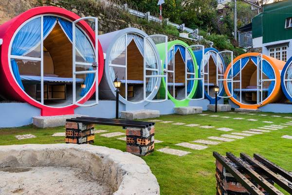 The Circle Vietnam mang đến không gian mở dành cho các bạn yêu thích thiên nhiên