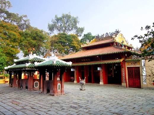 Lăng Ông Bà Chiểu là khu lăng mộ của Tả Quân Lê Văn Duyệt. (Nguồn: Internet)