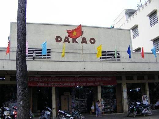 Chợ Đakao (Nguồn: Internet)