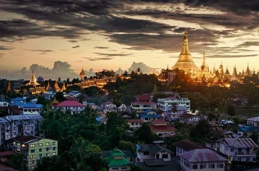 """Bỏ lại đau buồn trong quá khứ, Myanmar đang dần mở cửa với thế giới dù rằng vẫn còn chút e ấp, không dám """"phô diễn"""" hết vẻ đẹp quyến rũ của mình. (Nguồn: Internet)"""