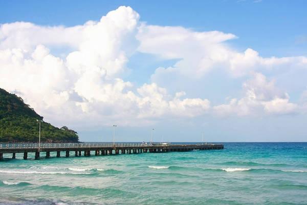 Đảo Thổ Chu đẹp nên thơ đến nao lòng. Ảnh: dulichmientayplus