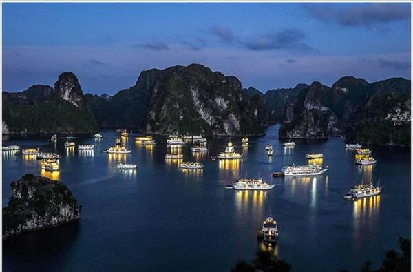 """Tác phẩm """"Ti top đẹp lung linh"""" của tác giả Nguyễn Bá Hảo chụp tại Quảng Ninh."""