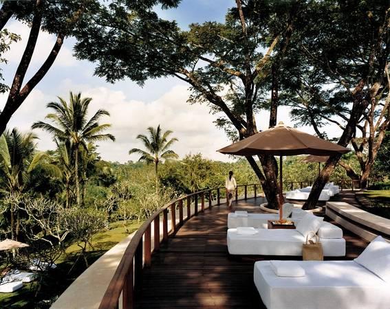 Nếu các cặp đôi muốn được tận hưởng các dịch vụ chăm sóc bản thân, khách sạn có spa tuyệt nhất cho kỳ nghỉ trăng mật là COMO Shambala ở Bali, Indonesia.