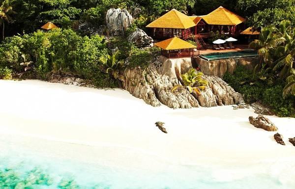 Với những ai muốn có sự riêng tư tuyệt đối, bạn có thể tới đảo tư nhân lý tưởng nhất thế giới cho kỳ nghỉ trăng mật - Frégate, thuộc Seychelles.