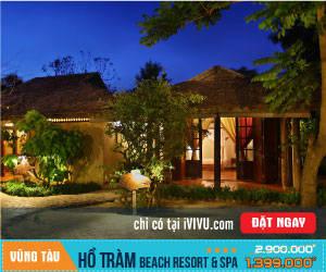 Hồ Tràm Beach Vũng Tàu