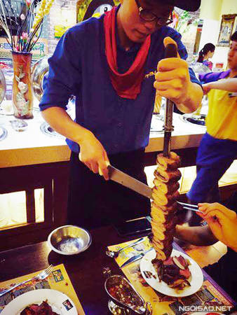 Quảng Châu có vô số món ăn ngon và lạ miệng.