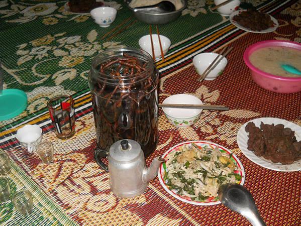 Món ngon đãi khách - Ảnh: Thanh Ly