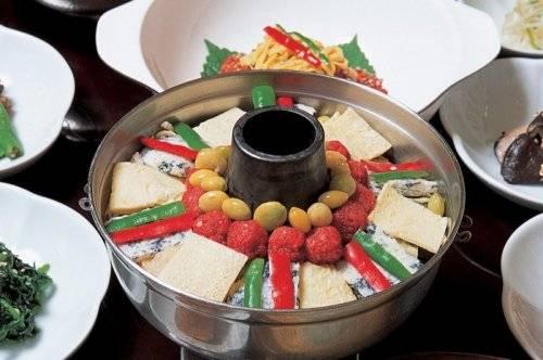 Sinseollo: Bữa tối trong nhà hàng ở thủ đô Bình Nhưỡng có giá dao động từ 7 đến 40 USD (tùy món bạn chọn). Sinseollo là một món ngon, dễ thưởng thức và dành cho nhiều người, bao gồm các loại rau sống, thịt và bánh hấp. Thực khách được phục vụ thêm nước, bếp than để tự mình nấu chín.