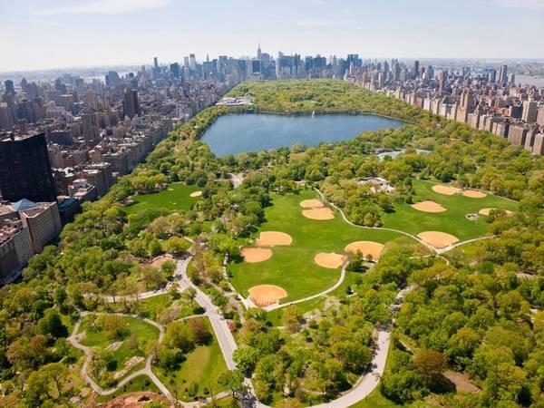 Dạo chơi ở công viên trung tâm: Đây là một trong những kỳ quan của quy hoạch đô thị, trái tim xanh khổng lồ giữa thành phố phát triển. Công viên trung tâm xuất hiện trong vô số phim của Mỹ và là điểm tham quan không thể bỏ qua khi tới New York. Mỗi mùa, du khách lại có nhiều hoạt động để tham gia, hoặc đơn giản chỉ là đi dạo giữa những đường cây tuyệt đẹp và tận hưởng không khí trong lành.