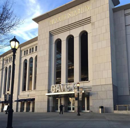 Sân vận động Yankee, New York, Mỹ.